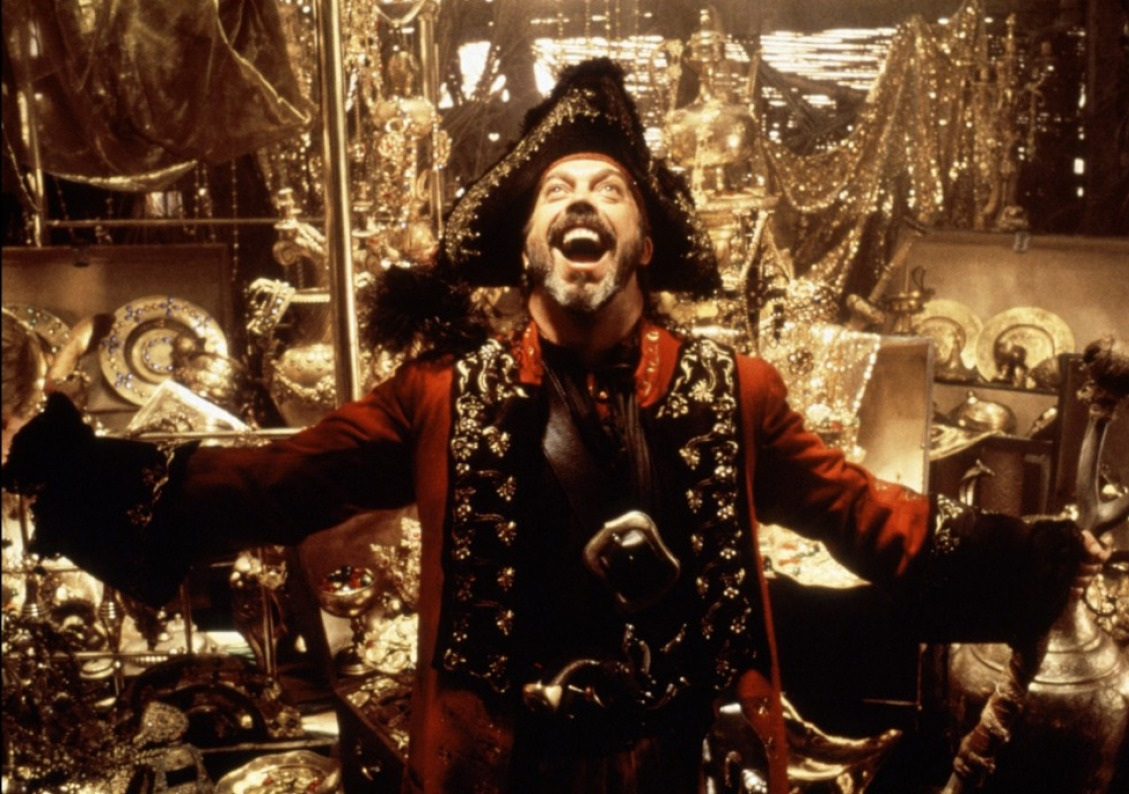 Episode 110: Muppet Treasure Island — OVERINVESTED